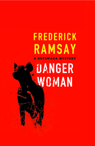 Danger Woman cover - by Andrew Corbett